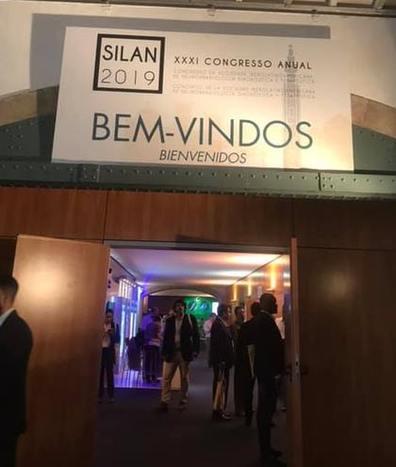 AT tecnolgia para eventos - Congreso SILAN