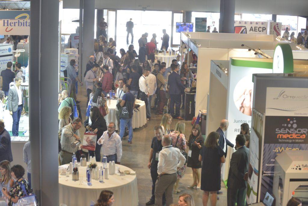 AT Tecnología para Eventos - Congreso Nacional de Podoloxía