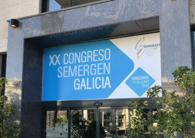 XX Congreso da Sociedad Española de Médicos de Atención Primaria, SEMERGEN