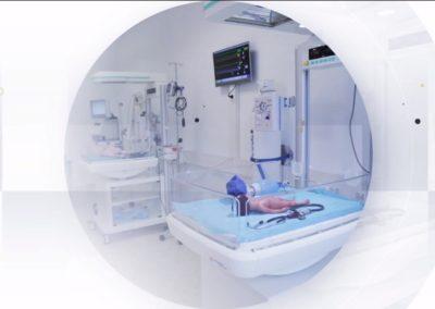 Vídeo do Centro de Simulación Clínica Integral da Área Sanitaria de Santiago, CESIS