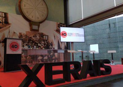 Entrega Premios Xerais, no Museo do Mar de Galicia