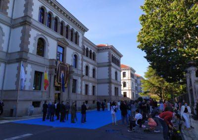 Toma de posesión do Goberno da Xunta de Galicia, en San Caetano