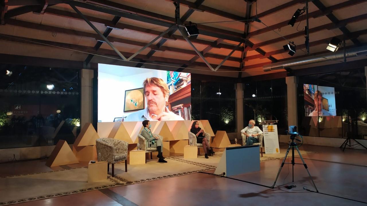 Congreso internacional Foro Territorios Patrimonio, en la Ribeira Sacra, Ourense
